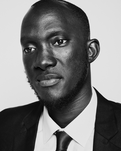 Headshot of Abdourahmane Ndione.