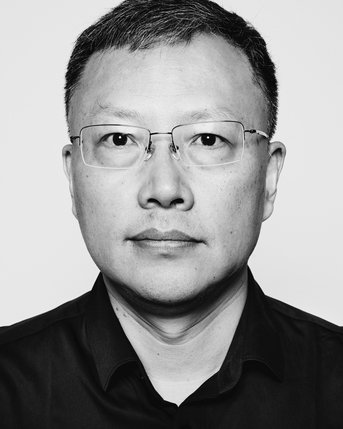 Headshot of Zifu Li.